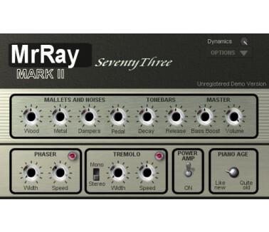 Genuine Soundware / GSi Mr Ray 73mkII