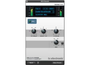 TC Electronic M30 Reverb