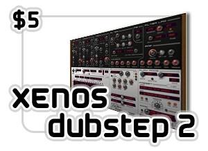 DNR Collaborative Xenos Dubstep/D+B Volume 2