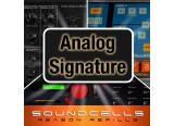 Soundcells Analog Signature