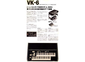 Roland VK-6