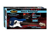 Squier Stop Dreaming, Start Playing Set: Affinity P Bass with Rumble 15 Amp