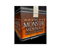 Toontrack Monster MIDI Pack 4 - Fills Odd Meters