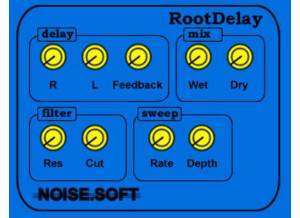 NoiseSoft Root Delay