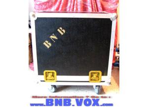 Betonex COMBO AMP FLIGHT-CASE with Wheels