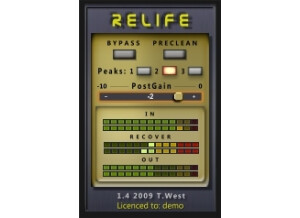 Terry West Plugins ReLife