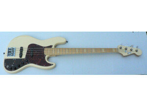 Eden Lutherie - Didier Duboscq Luthier Did Jazz Bass Deluxe
