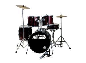 Magnum Drums Fusion DSF160BK