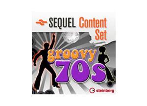 Steinberg Sequel Content Set Groovy 70s