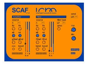 Intelligent Sounds & Music SCAF