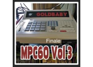Goldbaby Productions MPC60 Vol. 3
