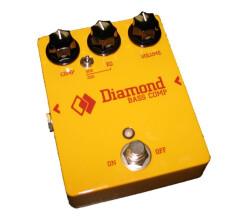 Diamond Pedals Bass Compressor