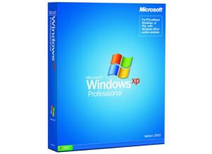 Microsoft Windows XP Pro SP3