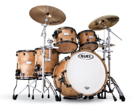 Mapex Limited Edition Orion Mapa Burl Component Pack