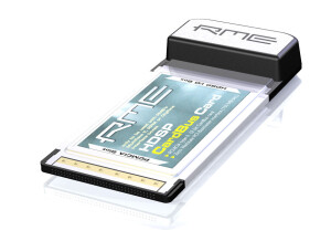 RME Audio HDSP Cardbus (PCMCIA II)
