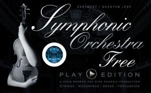 EastWest EWQL Symphonic Orchestra Free Play Edition