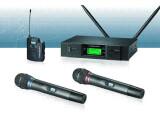 [NAMM] Audio-Technica 3000 Series Wireless Microphone