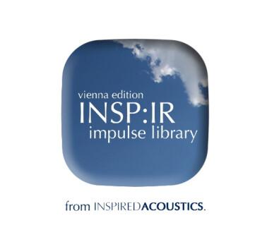 Inspired Acoustics INSP:IR Impulse Library Vienna Edition