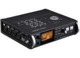 8 canaux simultanés à 96 khz, E/S numériques, 6 sorties RCA séparées