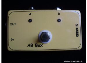 S-Audio AB Box