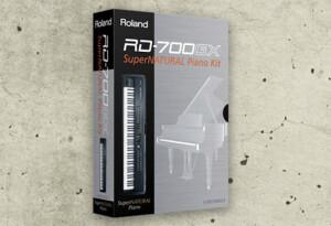 Roland RD-700GX SuperNATURAL Piano Kit