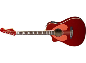 Fender Artist Design Dick Dale Signature Malibu SCE LH