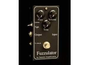 Demeter FUZ-1 Fuzzulator