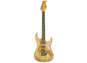 Axl Guitars Badwater Pro