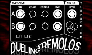 The Lower Rhythm Dueling Tremolos