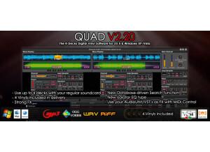Schaack Audio Technologies Quad 2.x