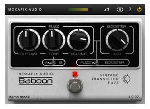 Mokafix Audio Baboon