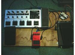 Mon pedal-board