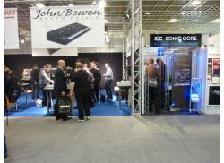 John Bowen + SonicCore - Musikmesse 2012